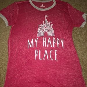 My happy place shirt